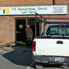 Ts Industrial Industrial Part Sales In Lindsay On 705